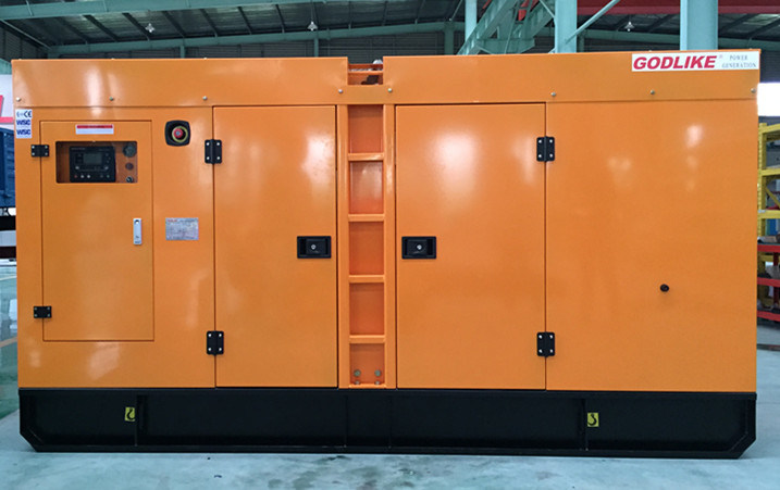 Factory Directly Price 250kVA/200kw Cummins Diesel Genset (NT855-GA) (GDC250*S)