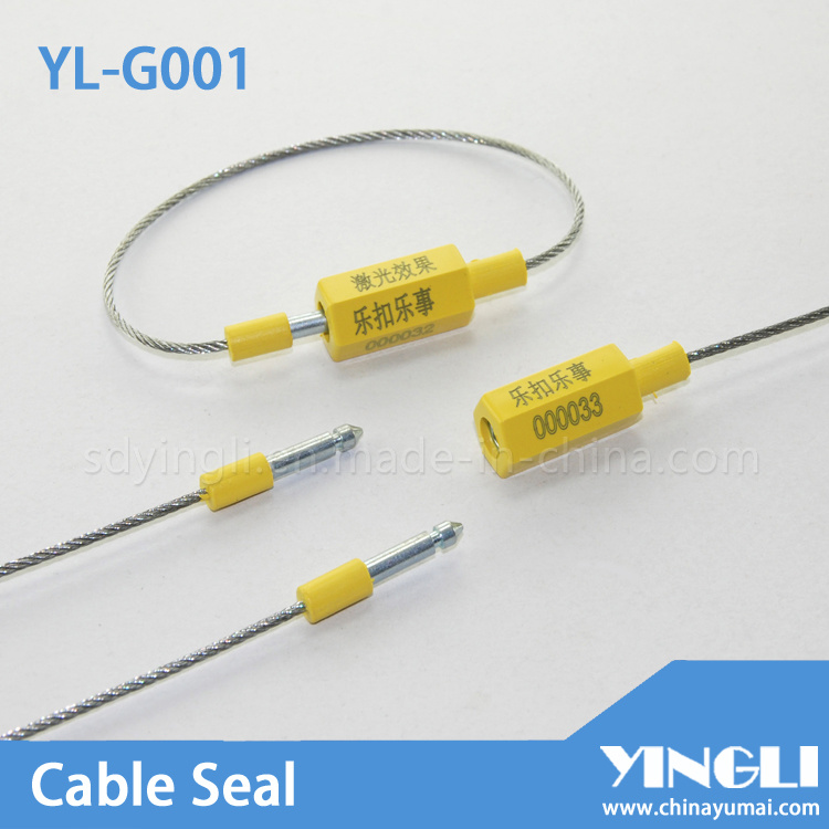 Middle Duty Security Cable Seal for Truck and Container (YL-G001)