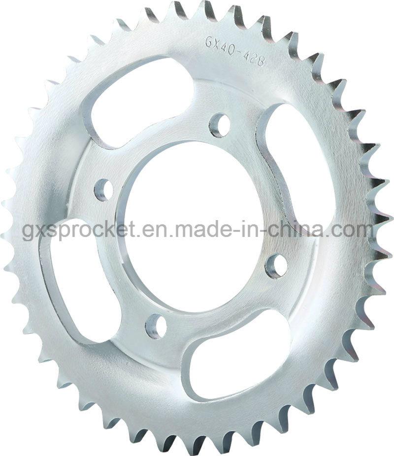 Sprocket for Motorcycle Suzuki Hj150-2A/2c/6c Rear