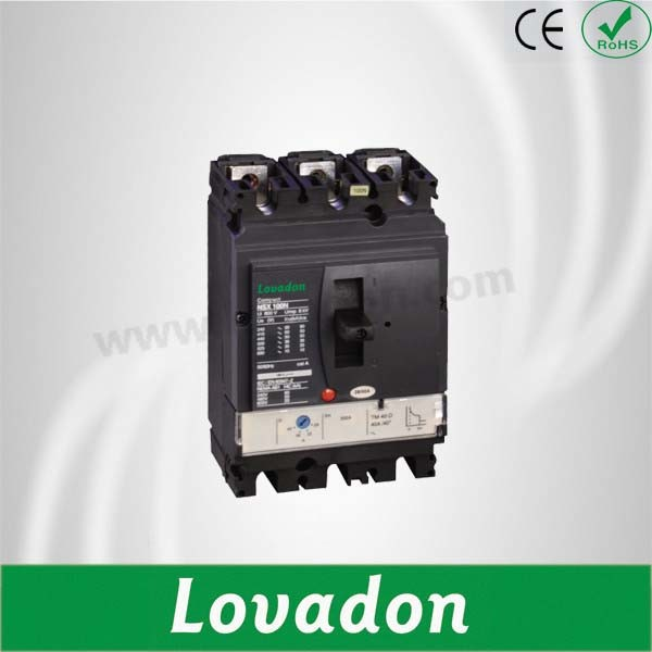 Good Quality Lnsx-160 MCCB Moulded Case Circuit Breaker