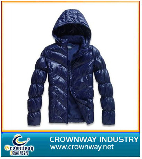 Lightweight Shining Finished Down Jacket