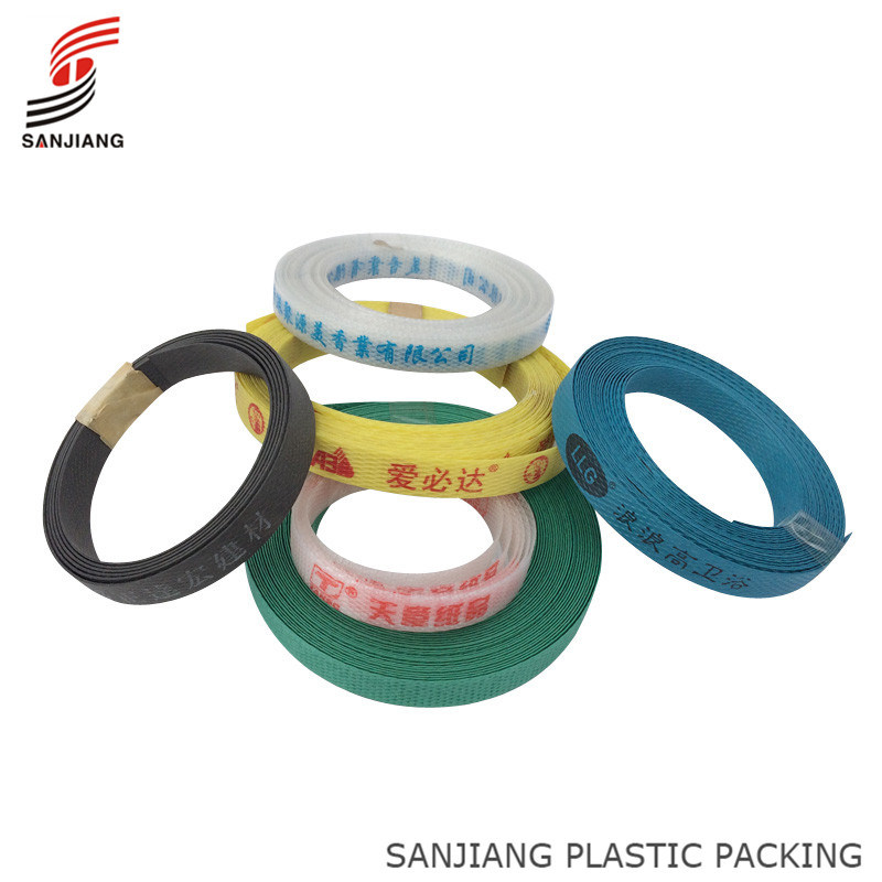PP Package Belt with Printed
