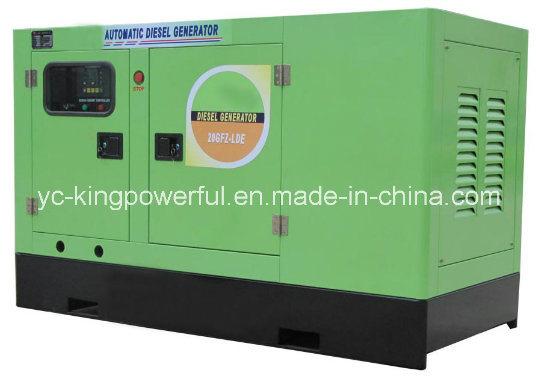 20gf-Lde Diesel Generating Set Silence Good Quality