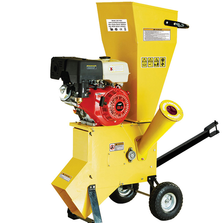 13 HP Gasoline Wood Chipper