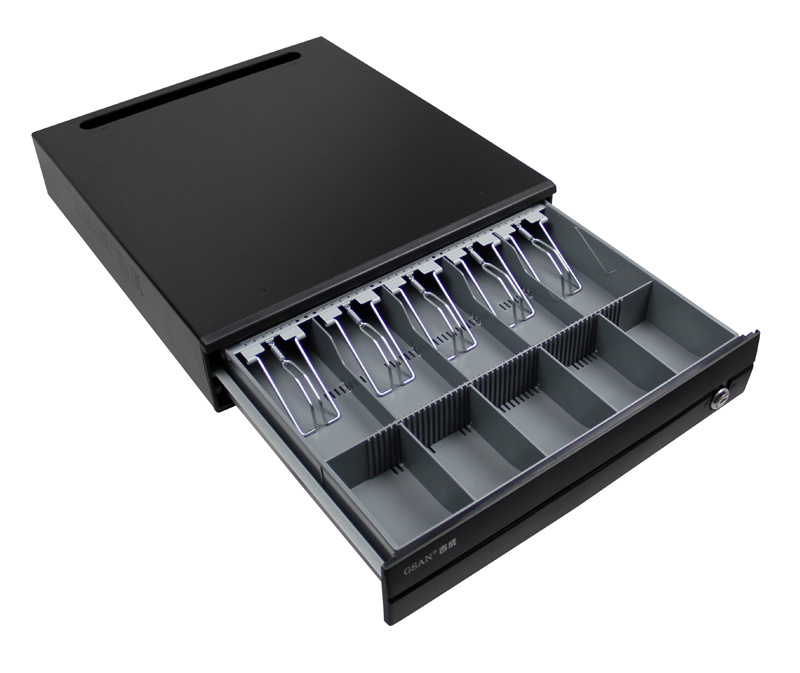 Black Cash Drawer for The POS