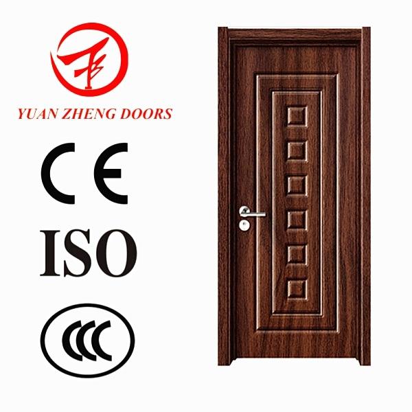 PVC Fir Wooden Door Hot Sale in Africa