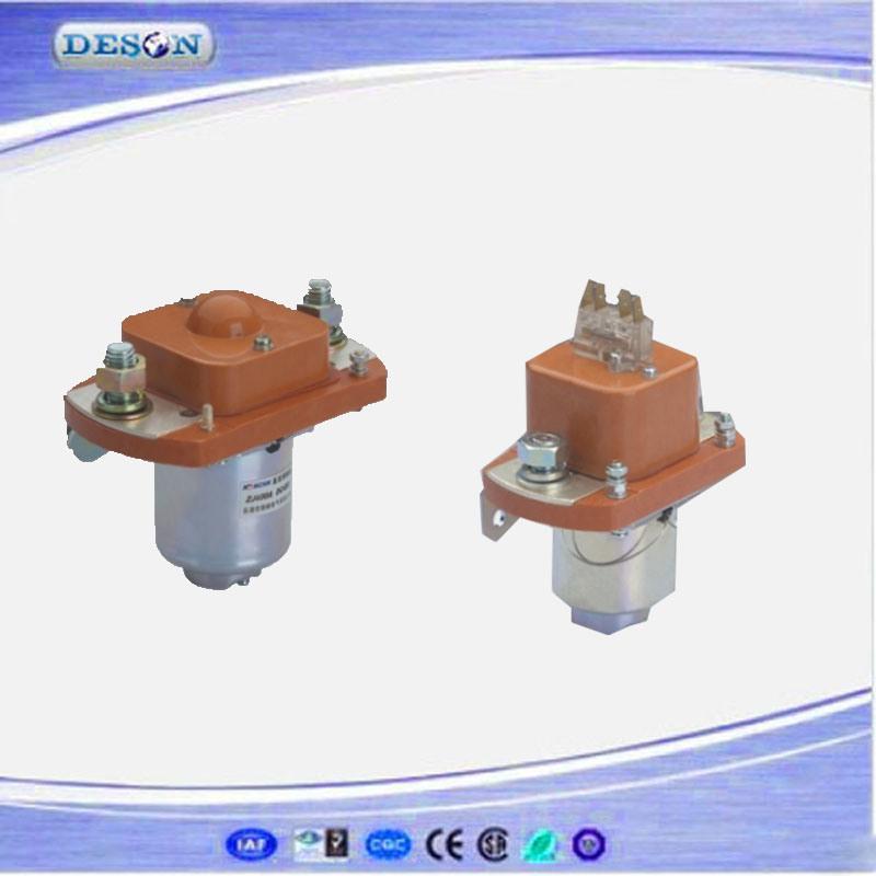 6V-150V 50Hz/60Hz 400A 24V DC Contactor