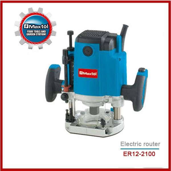 New 2100W 12mm Electric Router-Woodworking Tool