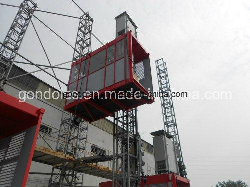 Double Cage Building Hoist (SC200/200)