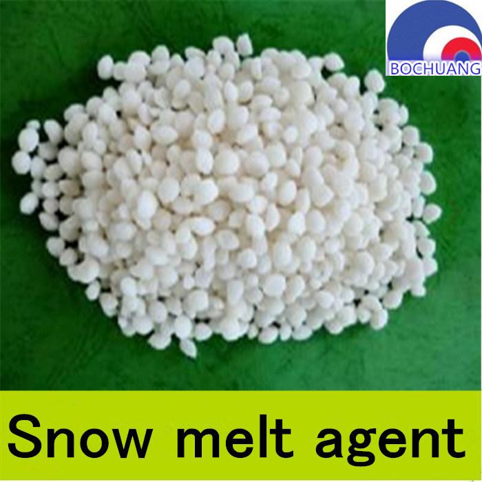 Calcium Chloride Composite Snow Melting Agent