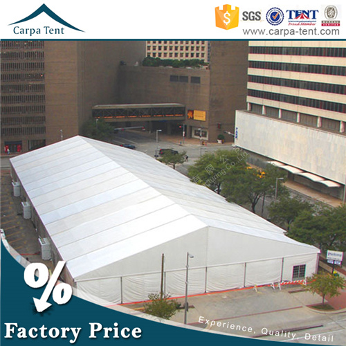 Flame Resistant Big Safe Warehouse Canopy 30m*50m Workshop Tent Wholesale