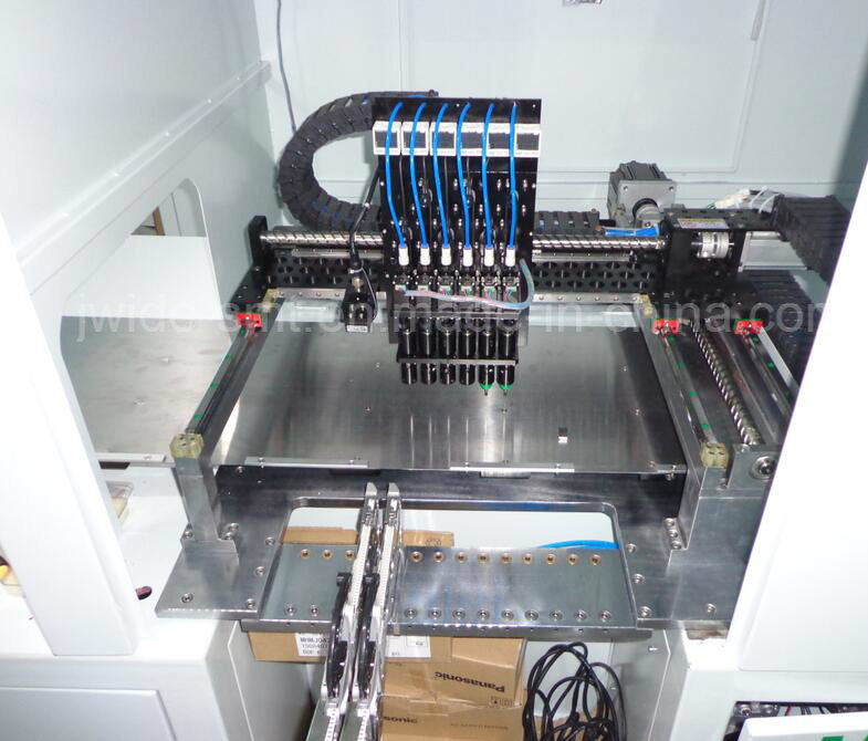 SMT Pick and Place Machine for All Kinds of LED Mounting