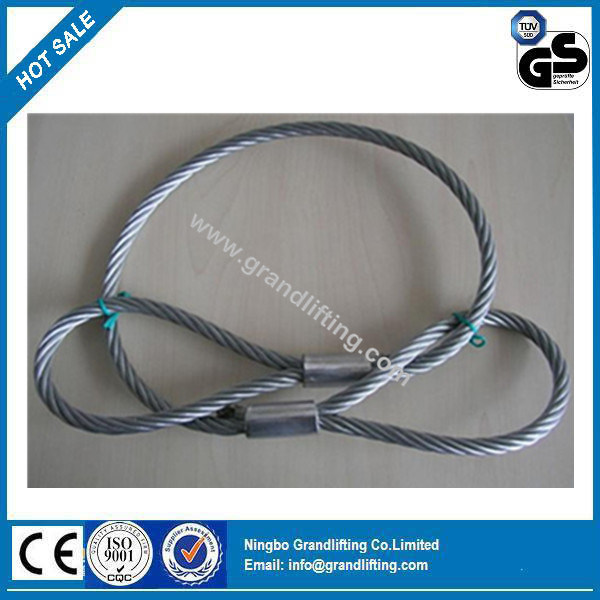 Concrete Precast Accessories Wire Rope Sling Wire Rope Threaded