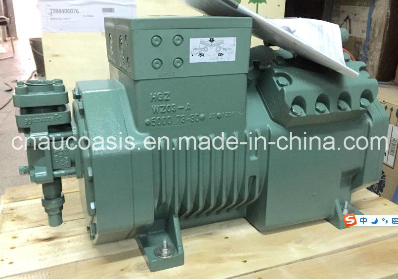 3-50HP Original Bitzer Brand Semi-Hermetic Reciprocating Compressor for Refrigeration