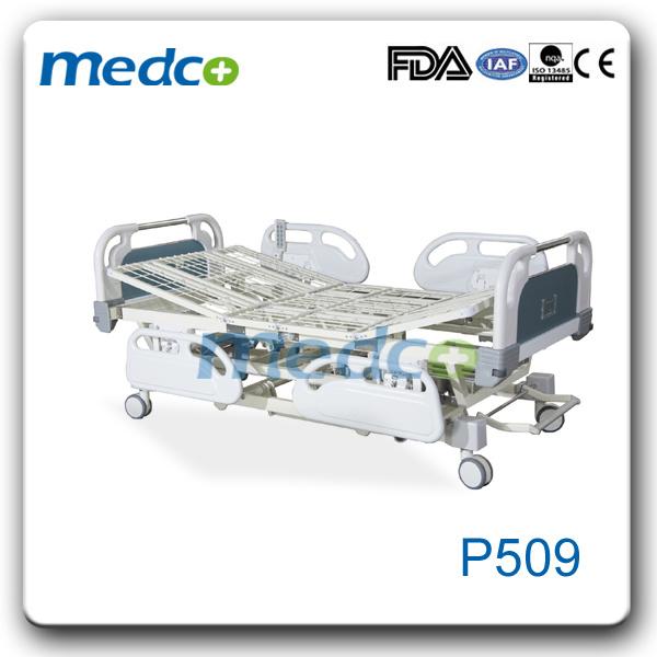 Five-Function Electric Hospital Nursing Bed Manufacturer