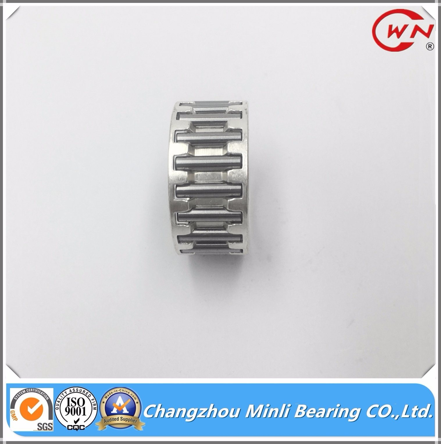 Rod-Use Needle Roller Bearing and Cage Assemblies