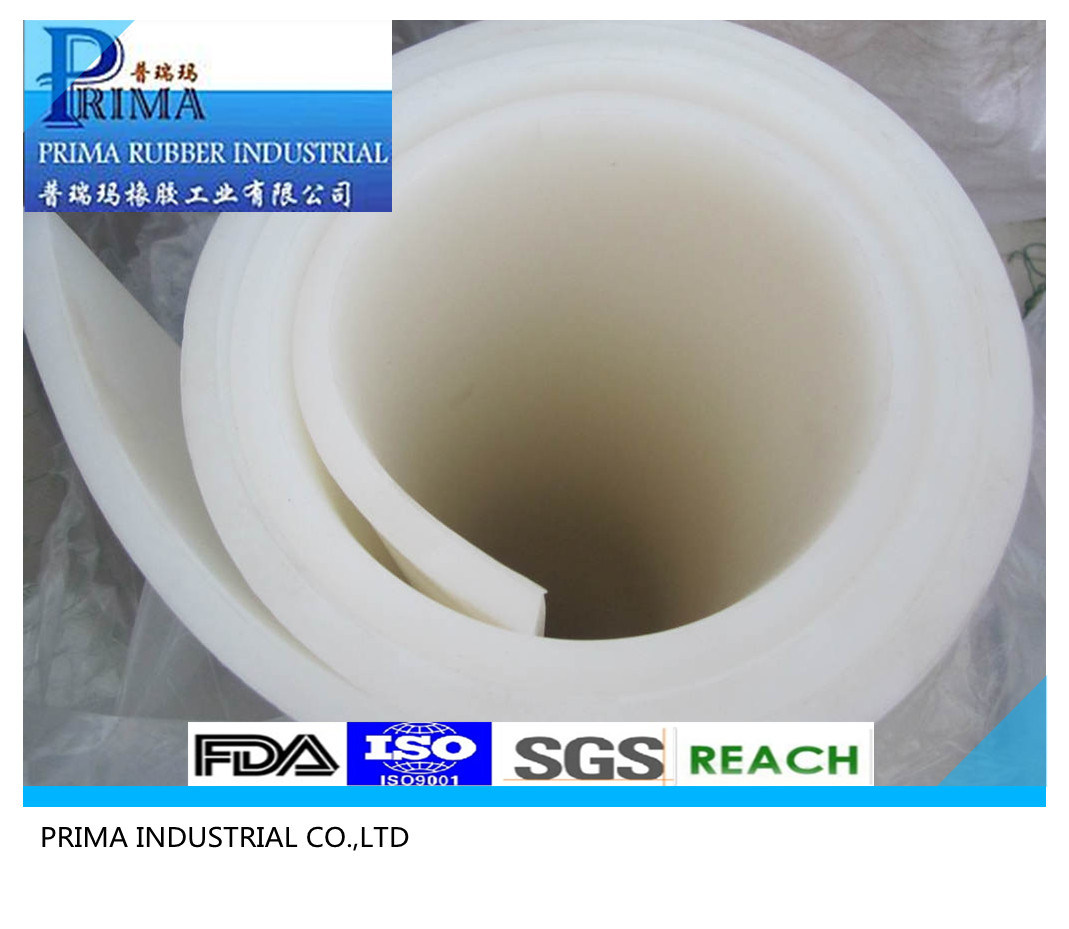 Different Specifications and Colors of Silicone Rubber Sheet FDA