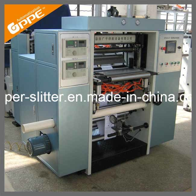 2 Layer Slitter Machine of China Supplier