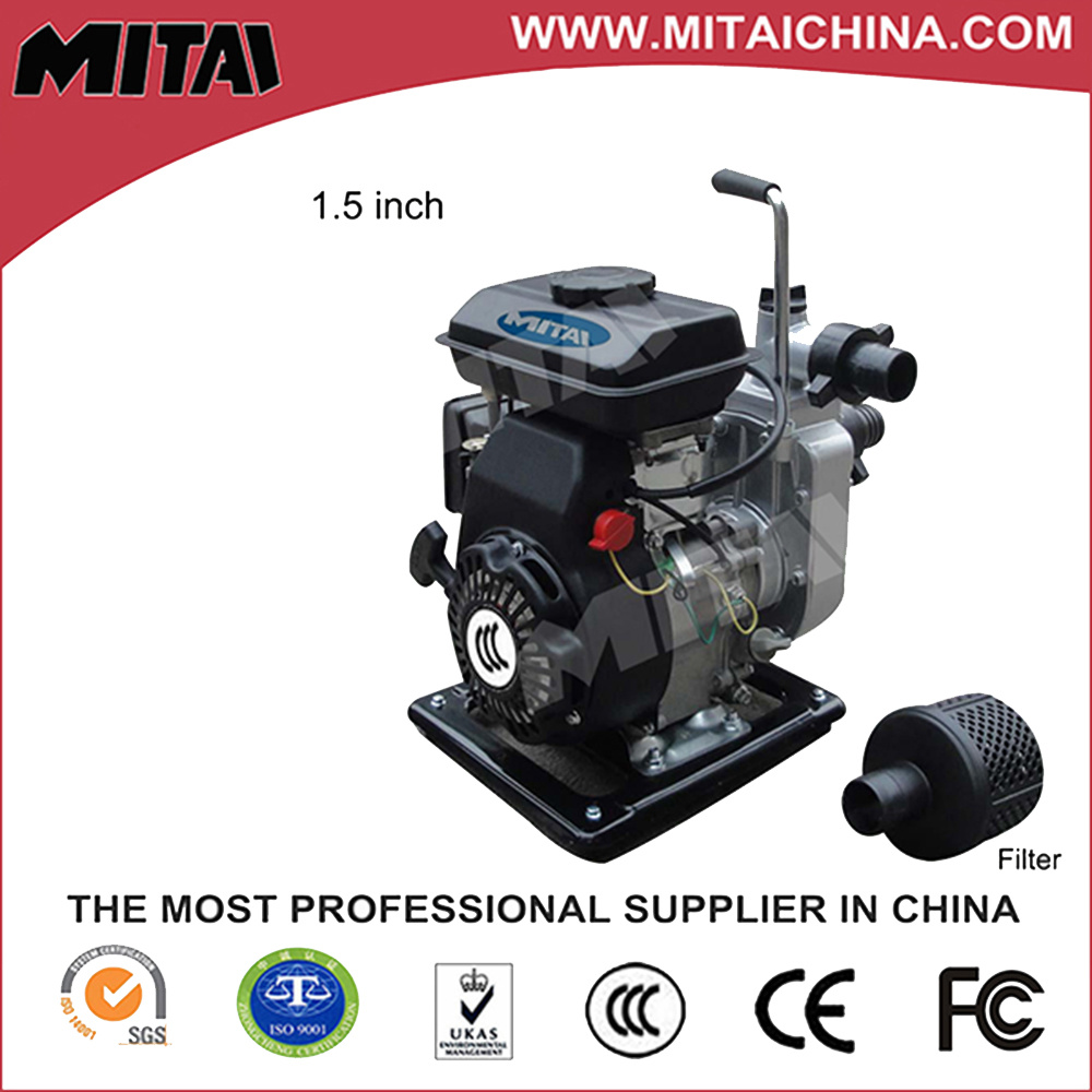 1.5 Inch 4 Stroke Gasoline Water Pump