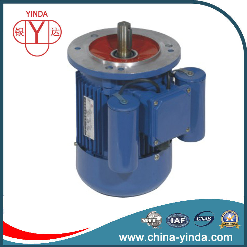 1/3HP-4HP Aluminum Frame Dual-Capacitor Single Phase Electrical Motor