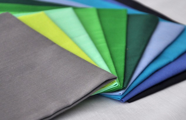 "Poplin T/C65/35 45X45 110*76 58/59"" Used for Shirting Fabric/Pocketing Cloth"
