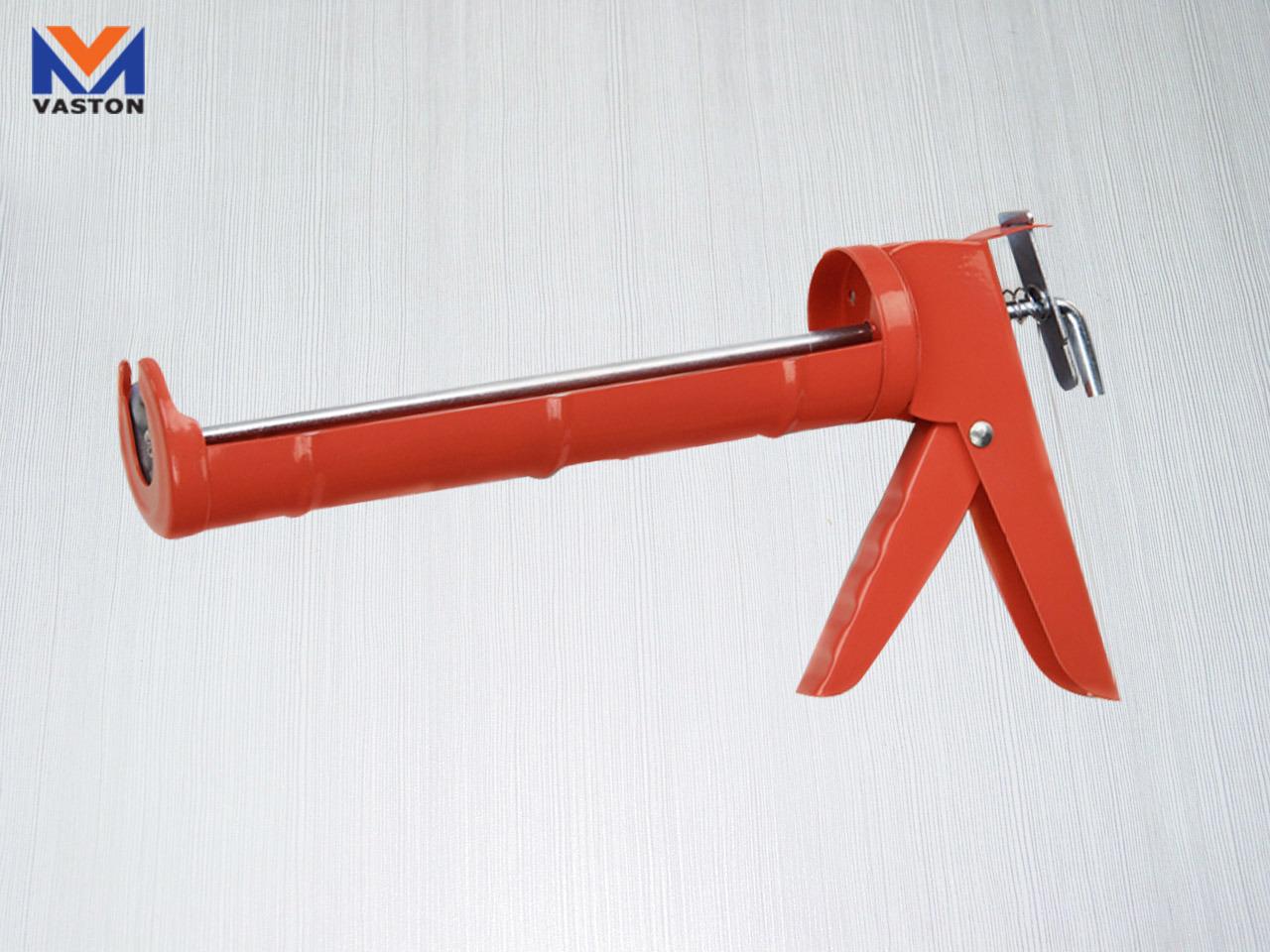 Caulking Gun with Barrel Type