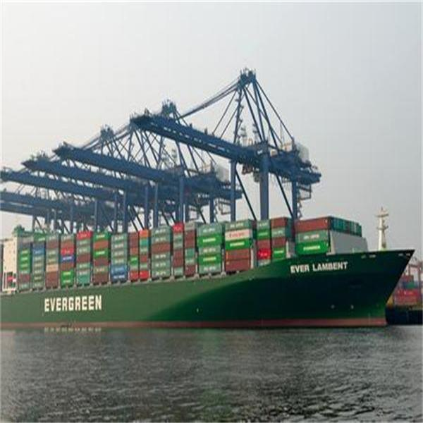Sea Freight From China to Le Havre, France
