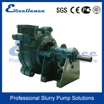 Rubber Lined Slurry Pump (EHR-4D)