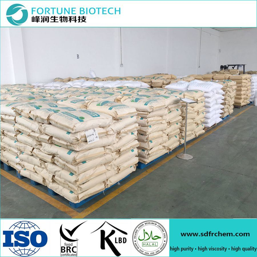 Thickener E466 Sodium Carboxymethyl Cellulose Powder