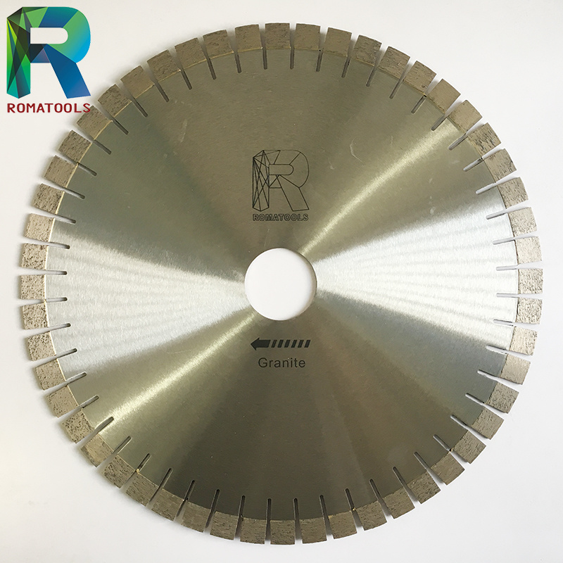 "20"" Diamond Saw Blades for Granite Cutting"