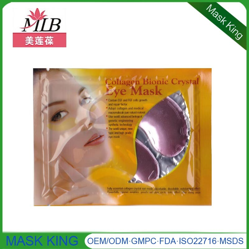Collagen Rubby Eye Mask