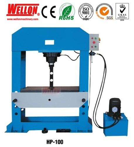 Hydraulic Press Machine (Hydraulic Presser HP100 HP150 HP200 HP-500 HP-630)