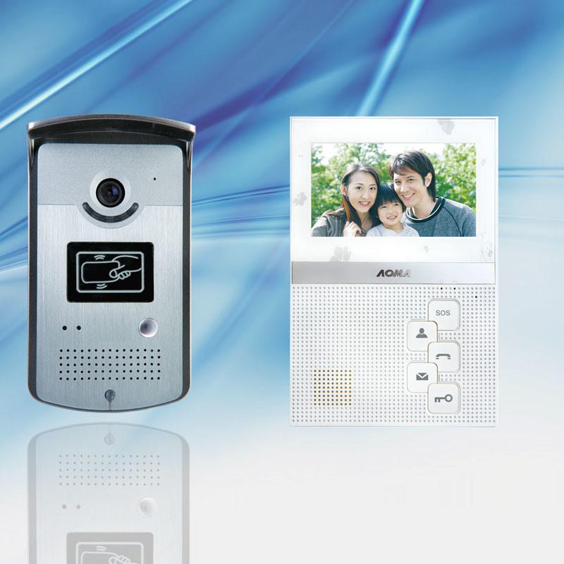 Home Security System: Home Security System Video Intercom