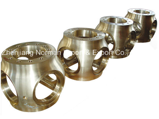 Controllable Pitch Propeller : China marine controllable pitch propeller hub for ship