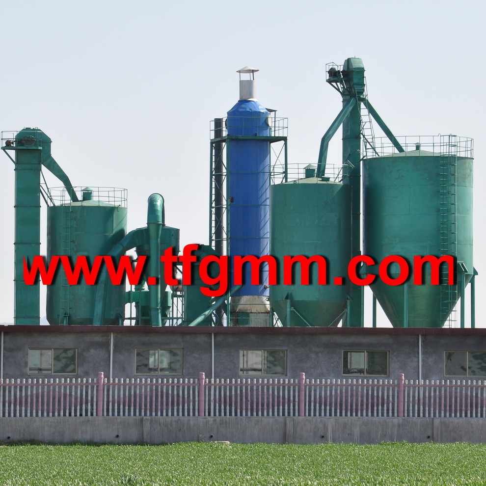 Fully Automatic Gypsum Powder Equipment
