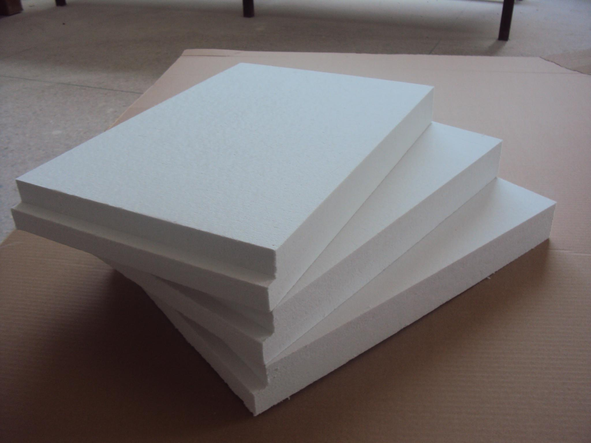 1260 High Purity Refractory Material Ceramic Fiber Board
