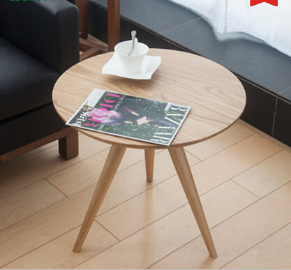 Modern Wooded Design Side Coffee Table