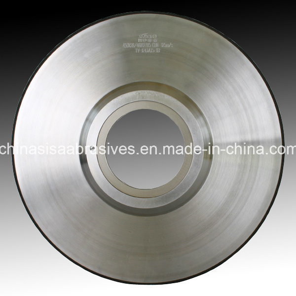CBN Grinding Wheels with Three Point Centering