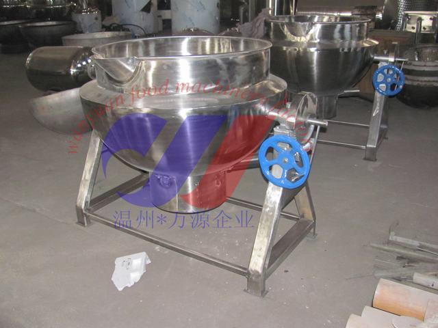 Electric Jacketed Cooking Kettle Cooking Pan 200L Cooking Pot (DG200)