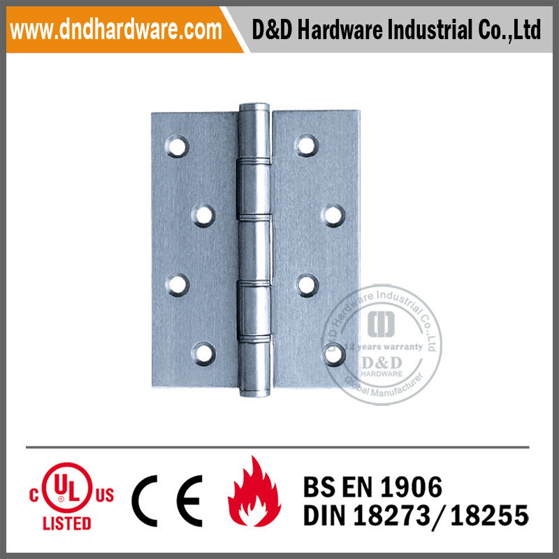 Stainless Steel Hinge for Door with Bhma Standard