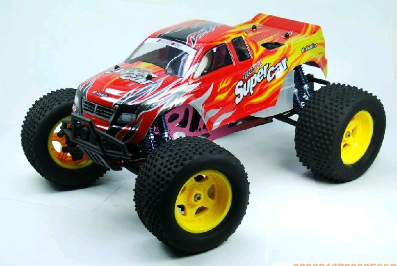 china 1 8th nitro gas rc car off road truck 94083 china. Black Bedroom Furniture Sets. Home Design Ideas