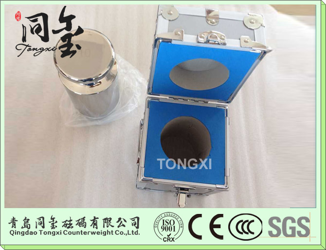 1kg F1 F2 M1 Class Stainless Steel China Manufacture Making Test Weight