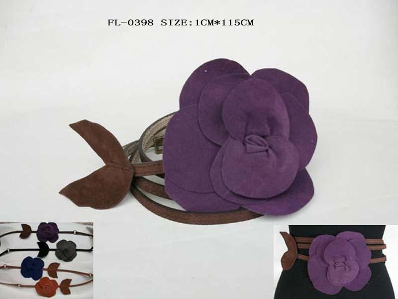 Fashion Ladies Belt (FL-0398)