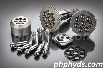 Replacement Hydraulic Piston Pump Parts for Caterpillar Excavator Cat 330b Hydraulic Pump Repair