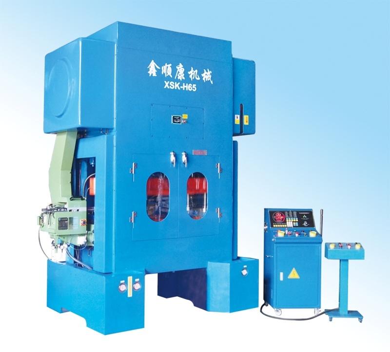 H-Frame High Speed Punching Press Machine (65ton)