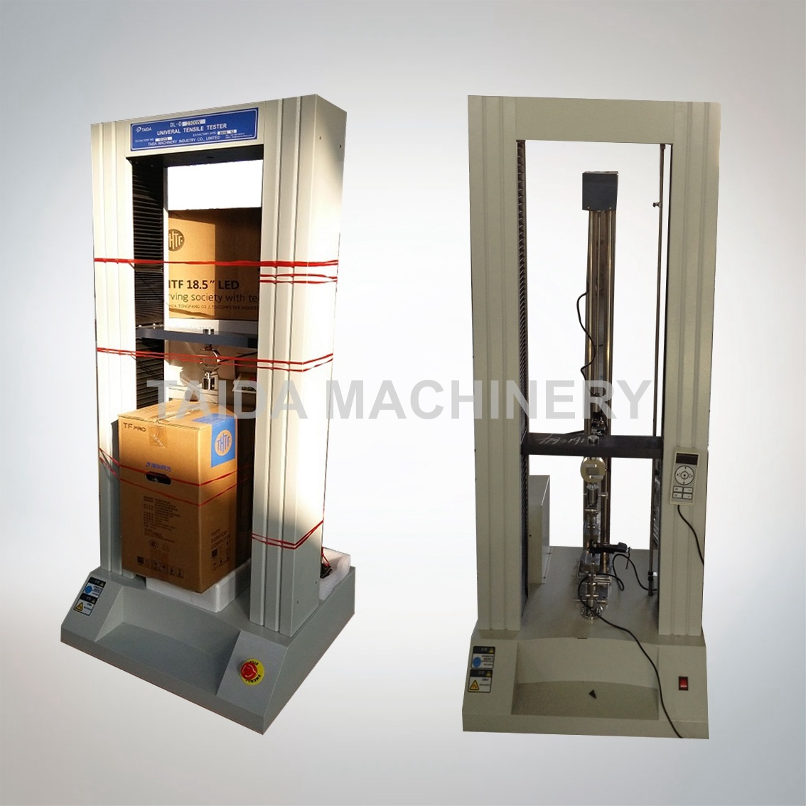 Computerized Moving Die Rheometer Rubber Testing Machine Laboratory Equipment Instrument