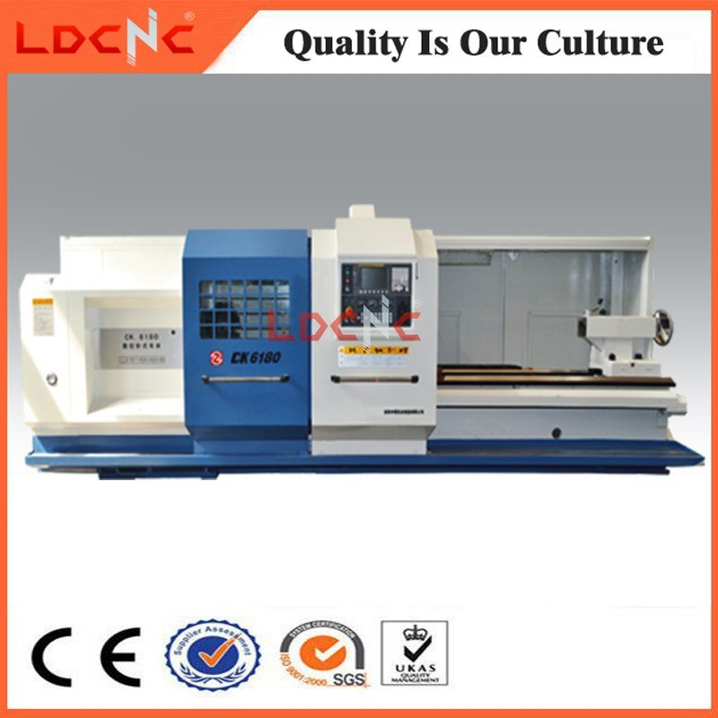 Ck6180 Cheap Price Horizontal CNC Metal Lathe Machine