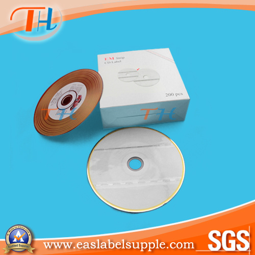EAS Security Sensor CD Label