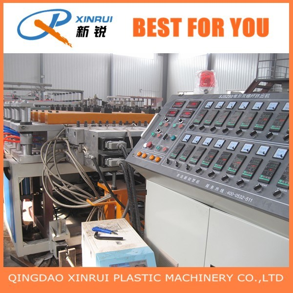 PVC Multi-Layer Plate Extrusion Machine