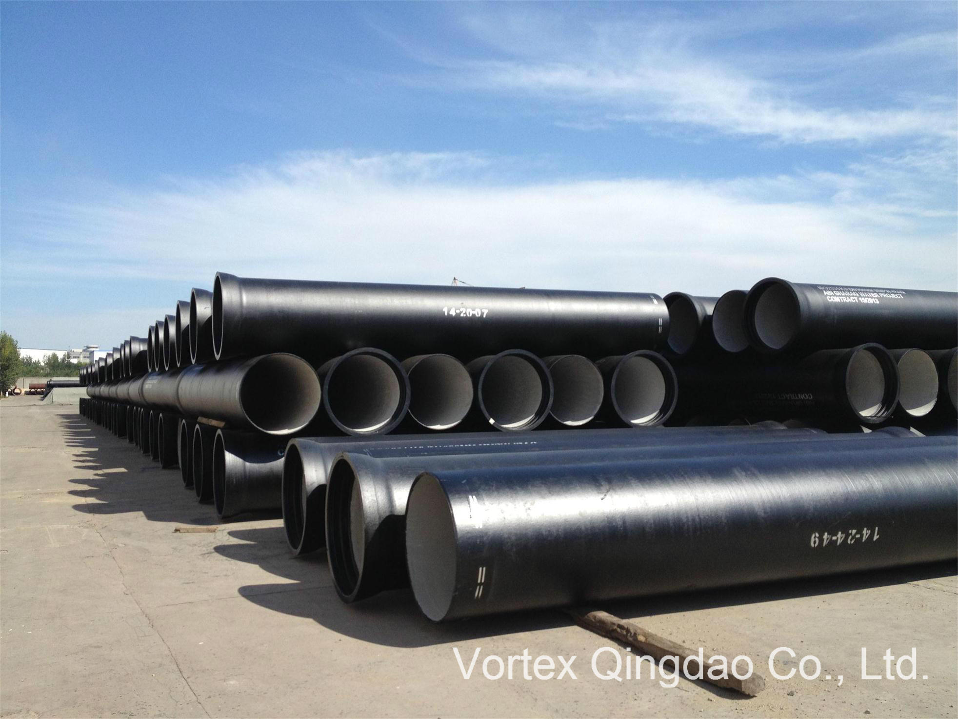 ISO2531 /En545 Ductile Cast Iron Pipe Fitting
